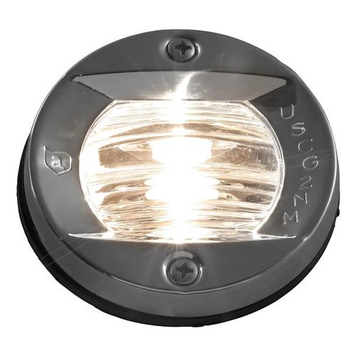 Brand New Attwood Marine Attwood Vertical, Flush Mount Transom Light - Round