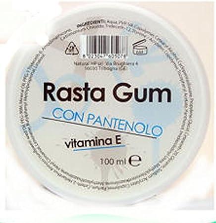 Cera para pelo rasta Gum con Pantenolo y Vitamina E 100ml