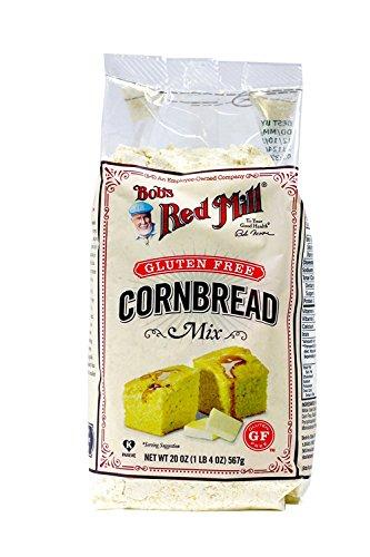 (Bob's Red Mill Gluten Free Cornbread Mix - 20 oz - 2 pk)