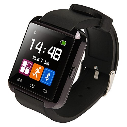 U8 Bluetooth Smart Watch WristWatch Phone with Camera Touch Screen for Android (Touch Screen Smartphones)