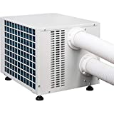 Climate Right CR5000ACH Portable Air Conditioner, Heater and Dehumidifier, 5000 BTU, Off-White