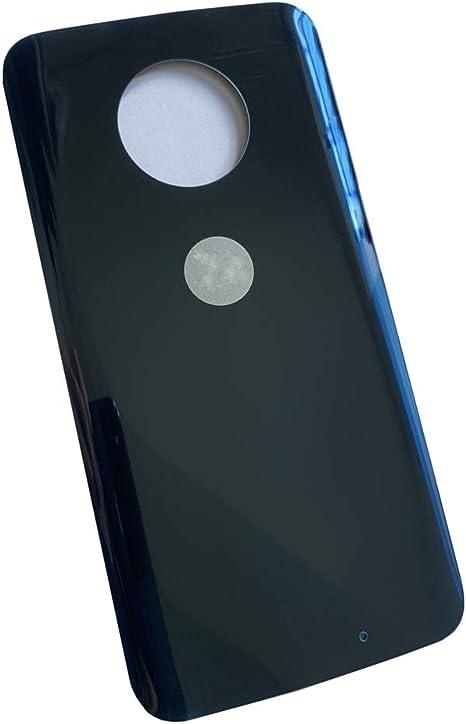 SOMEFUN Vaso Tapa Bateria Trasera Espalda Cubierta Bateria Back Cover de Repuesto para Motorola Moto X4 X 4th XT1900 Negro: Amazon.es: Electrónica
