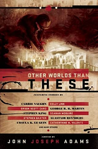 book cover of Other Worlds Than These