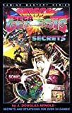 img - for Awesome Sega Genesis Secrets (Gaming Mastery Series) by J. Douglas Arnold (1992-01-03) book / textbook / text book