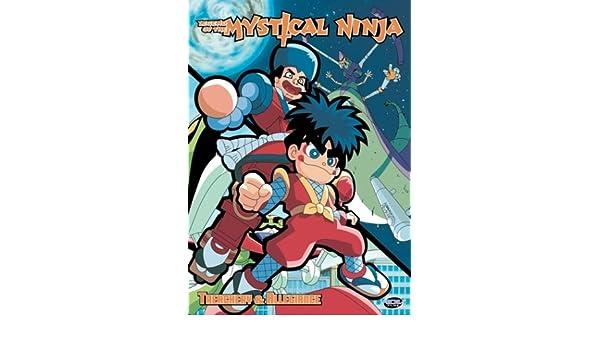 Legend of Mystical Ninja 5: Treachery & Allegiance Reino ...
