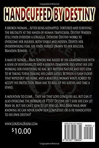 Handcuffed By Destiny Crawley Creek Volume 6 Lori King