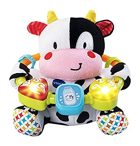 VTech Baby Lil' Critters Moosical Beads is one of the top baby toys for Christmas