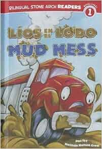 Líos en el Lodo/Mud Mess (Camiones Amigos/Truck Buddies) (Spanish