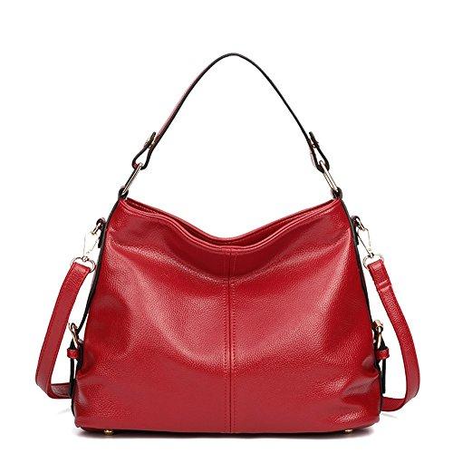 BBWAY - Bolso al hombro para mujer azul oscuro talla única Red