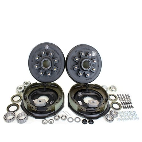 Southwest Wheel 7,000 lbs. Trailer Axle Electric Brake Kit -