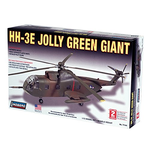 Lindberg 1:72 scale HH-3E Jolly Green Giant
