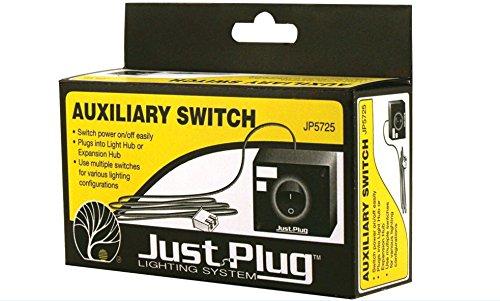(Woodland Scenics JP5725 Just Plug Auxilary Switch)