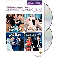 TCM Greatest Classic Film Collection: Astaire & Rogers