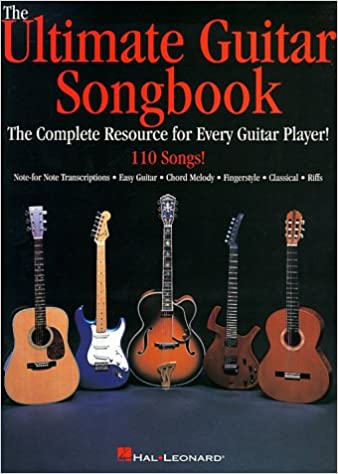 The Ultimate Guitar Songbook: Amazon.co.uk: Hal Leonard Publishing ...