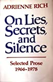On Lies, Secrets and Silence 9780393009422