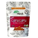 #1: NEW Kapok Naturals Camu Camu Powder. Stone Ground Camu, Wholefood Vitamin C 9x Vit C of an Orange. Our Camu Berry or Camu Camu Organic Powder is also high in antioxidants and great for cold season!