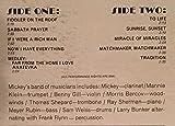 Rare 1965 Mickey Katz Fiddler on the Roof : Voyle Gilmore Mannie Klien Benny Gill Morris Bercov Thomas Shepard Ray Sherman Meyer Rubin Larry Bunker Frank Flynn Capitol T2387: Comes with a CD Transfer