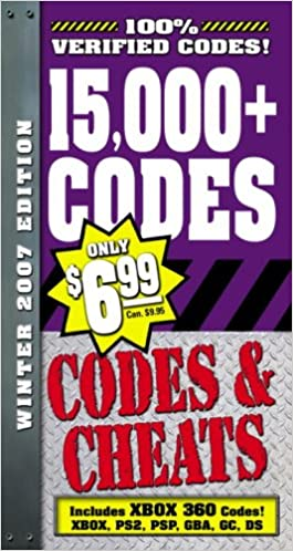 Codes & Cheats (Winter, 2007): Prima Games: 9780761553373