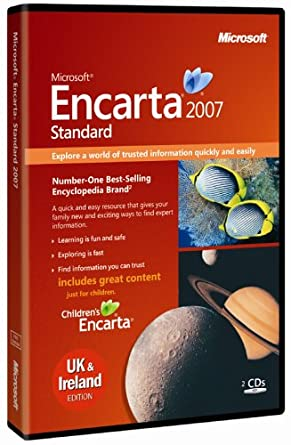 microsoft encarta junior 2007