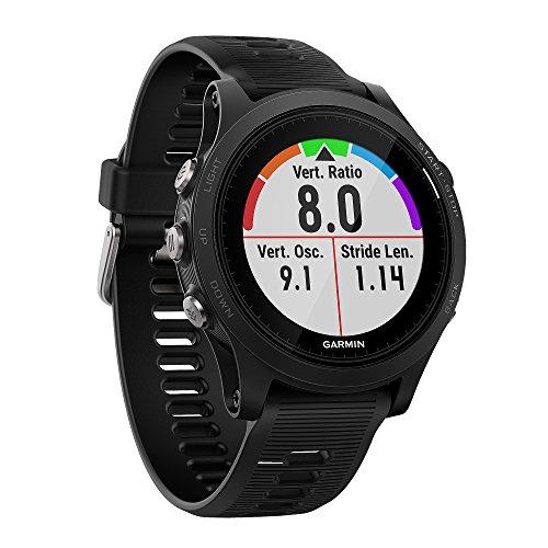 Garmin Forerunner 935 GPS Watch Black/Black Band, One Size by Garmin