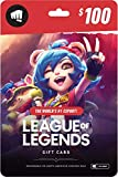 League of Legends $100 Gift Card - NA Server Only