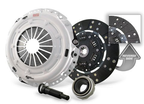 (Clutch Masters 17400-HD0F-R Single Disc Clutch Kit with Heavy Duty Pressure Plate (Volkswagen GTI 2015-2015 .))