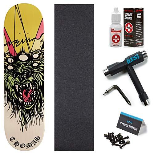 Zero Boss Dog 2 Thomas Skateboard Deck - 8.25