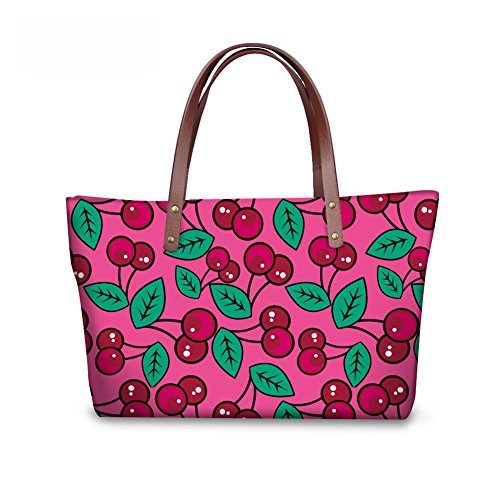 Handbags Vintage FancyPrint Tote Casual Bages Women C8wc3925al XxqU1