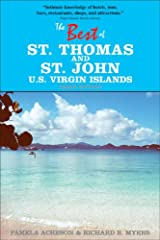 The Best of St. Thomas and St. John, U.S. Virgin Islands Paperback