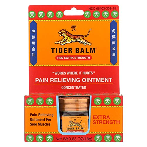 Tiger Balm Balm Extra Strength Red - Red Ointment