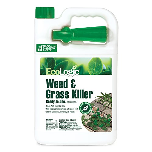 EcoLogic Weed And Grass Killer Ready-To-Use