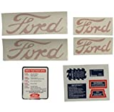 8N5052DP New Ford Tractor Decal Set 2N 8N 9N Tractors