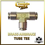 Chassis Tech Tee Union 1/2 tube x 1/2 tube x 1/2 tube