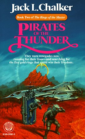 Pirates of the Thunder (Rings of the ()