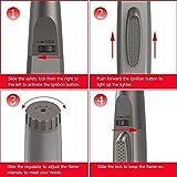 JUN-L Metal Flame Gun Welding Gas Torch Lighter