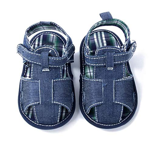 Fashion Blue Jean Baby Shoes Summer Toddler First Walkers Shoes