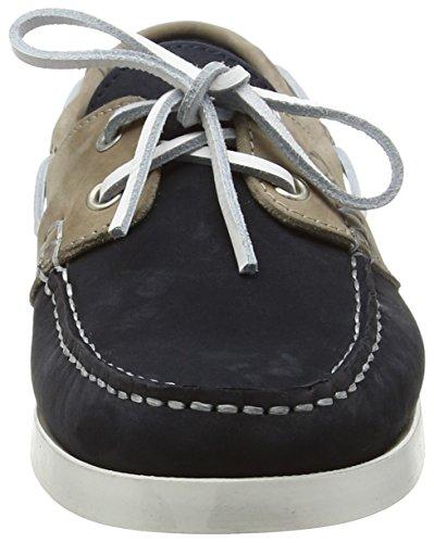 Blue Quayside 'Alderney Shoes Navy Sand Boat Unisex Adultos rgHvxXg