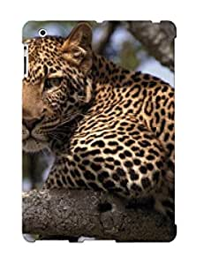 New Arrival Leopard For Ipad 2/3/4 Case Cover