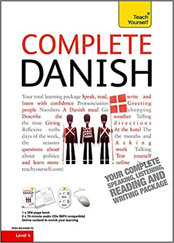 Teach Yourself Complete Danish Book Cd Pack Teach Yourself Level  Amazon Co Uk Bente Elsworth  Books