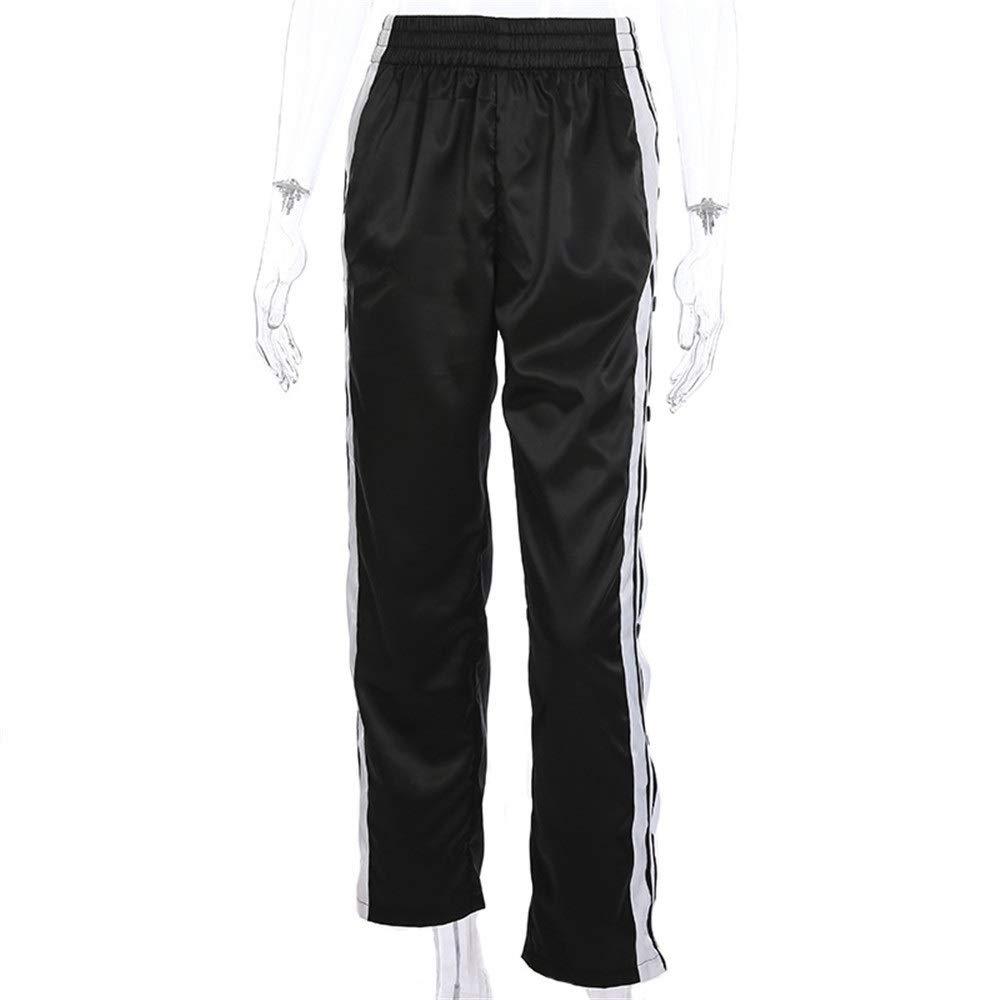 Pantalones casuales para mujer Pantalones de carga para mujeres ...