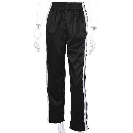 Pantalones casuales de las mujeres Pantalones de carga para ...