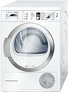 Charming Bosch Avantixx WTW86392 Freestanding Front Load A++ White Washer Dryer    Washer Dryers (Front