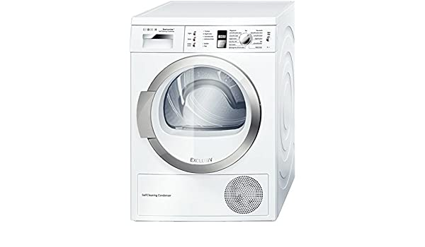Bosch Avantixx WTW86392 Independiente Carga frontal A++ Blanco ...