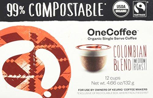 OneCoffee Organic Single Coffee Colombian