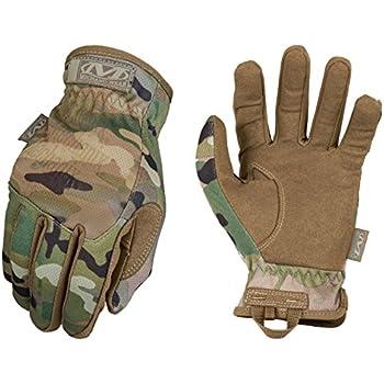 Mechanix Wear - MultiCam FastFit Tactical Gloves (Large, Camouflage)