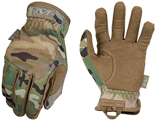 Mechanix Leather Glove - 9