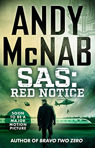 Book Cover: SAS: Red Notice