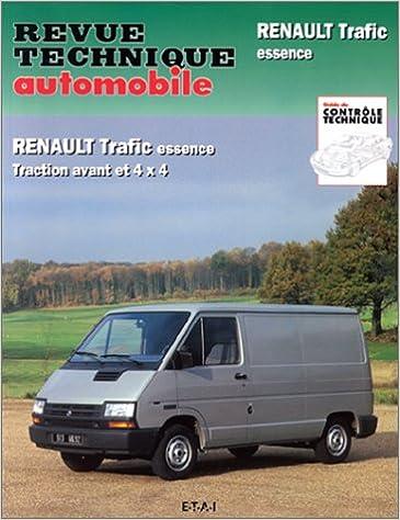 Rta 429.4 Renault Trafic Essence 81-92: Amazon.es: Etai: Libros en idiomas extranjeros
