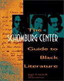img - for Schomburg Center Guide to Black Literature 1 book / textbook / text book