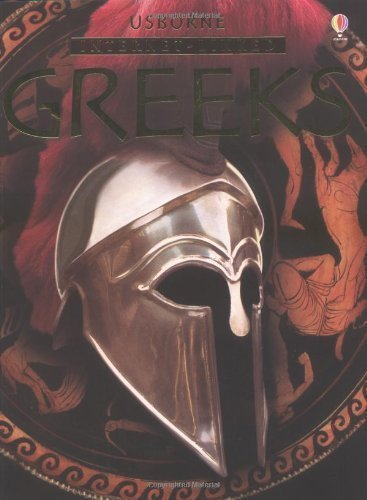 The Greeks (The Usborne Illustrated World History) 1st (first) Edition by Susan Peach, Anne Millard published by Usborne Publishing Ltd (1990)